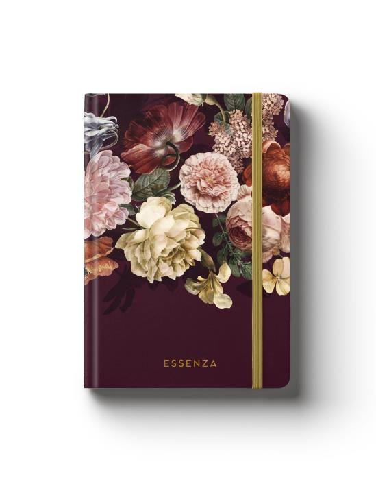 ESSENZA Anneclaire Cherry Notitieboekje A5
