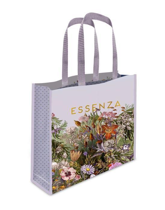 ESSENZA Annelinde Lila Shopper bag 45 x 12 x 35 cm