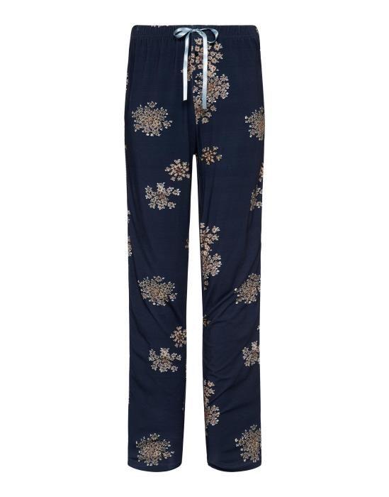 ESSENZA Beth Lauren Indigo blauw Lange broek XS