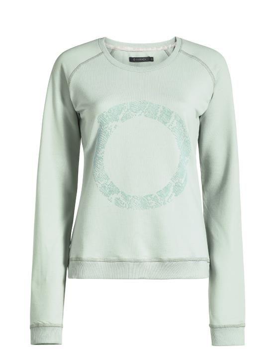 ESSENZA Celine Uni Dusty green Sweater XS