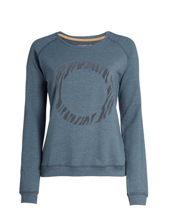 ESSENZA Celine Uni Grijs Sweater XS