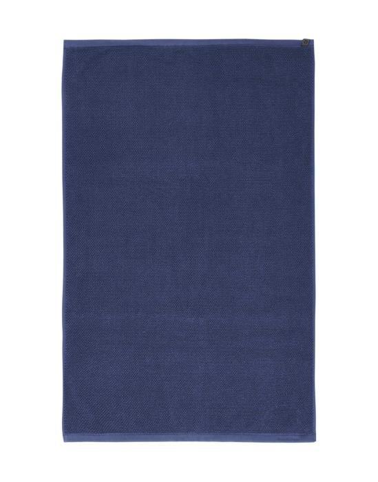 ESSENZA Connect Organic Uni Blauw Badmat 60 x 100 cm
