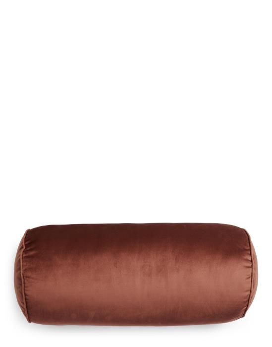 ESSENZA Dailah Shell brown Rolkussen 22 x 50 cm