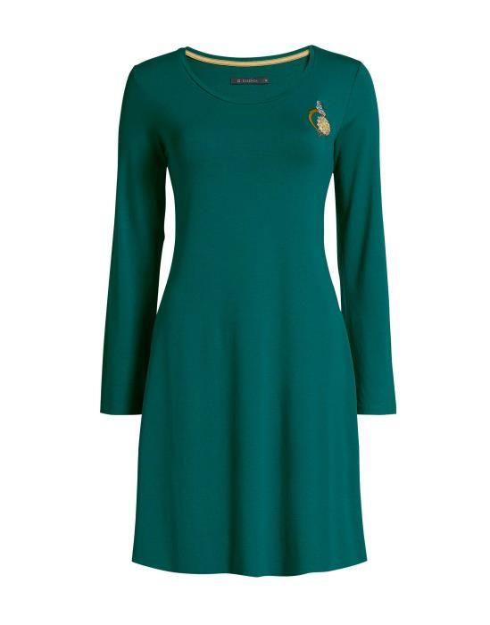 ESSENZA Elm Uni Emerald Nachtjapon XS
