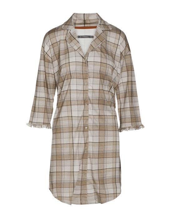 ESSENZA Erin Beau Amandel Nachthemd 3/4 mouw S