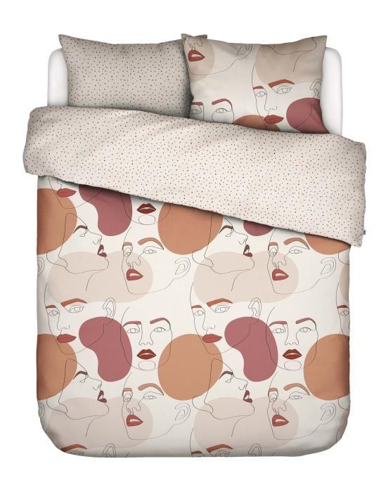 Covers & Co Femme Fatale Multi Dekbedovertrekset 240 x 220 cm