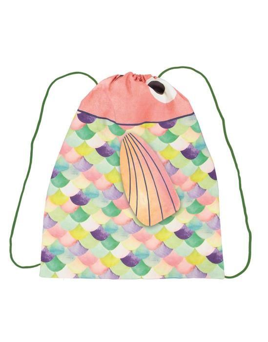 Covers & Co Fishy Multi Gymtas One Size