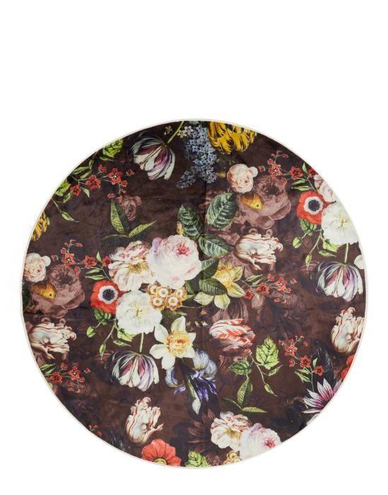 ESSENZA Giselle Chocolate Vloerkleed 180 cm