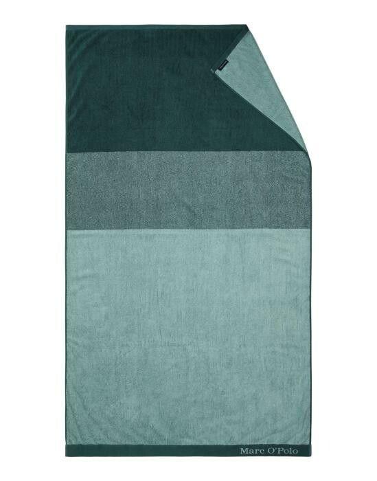 Marc O'Polo Horizon Groen Strandlaken 100 x 180 cm