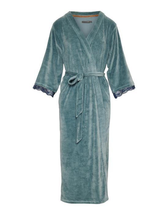 ESSENZA Ilona Uni Denim Blue Kimono XS