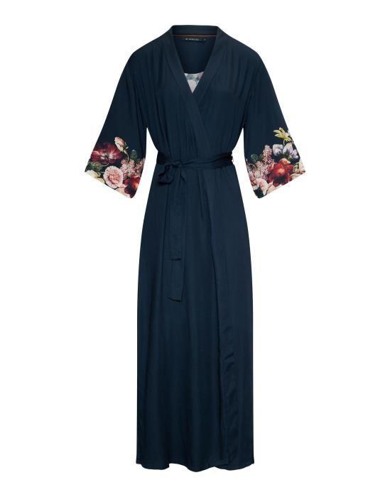 ESSENZA Jula Anneclaire Indigo blauw Kimono XS