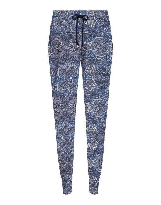 ESSENZA Jules Boheme Indigo blauw Lange broek XS