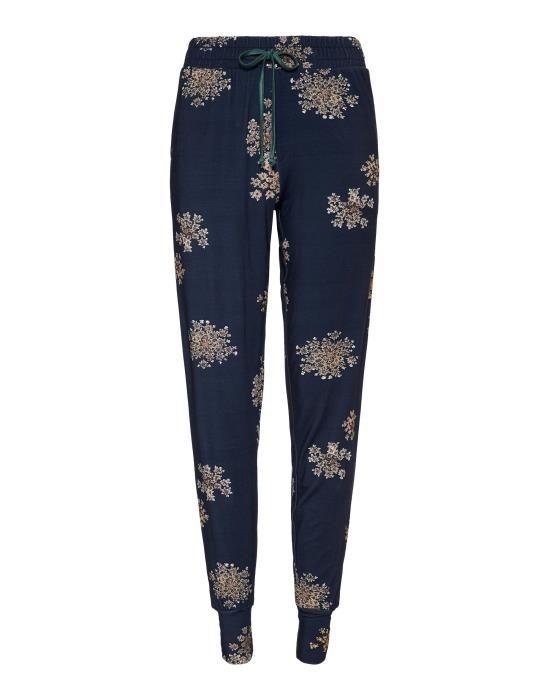 ESSENZA Jules Lauren Indigo blauw Lange broek XS