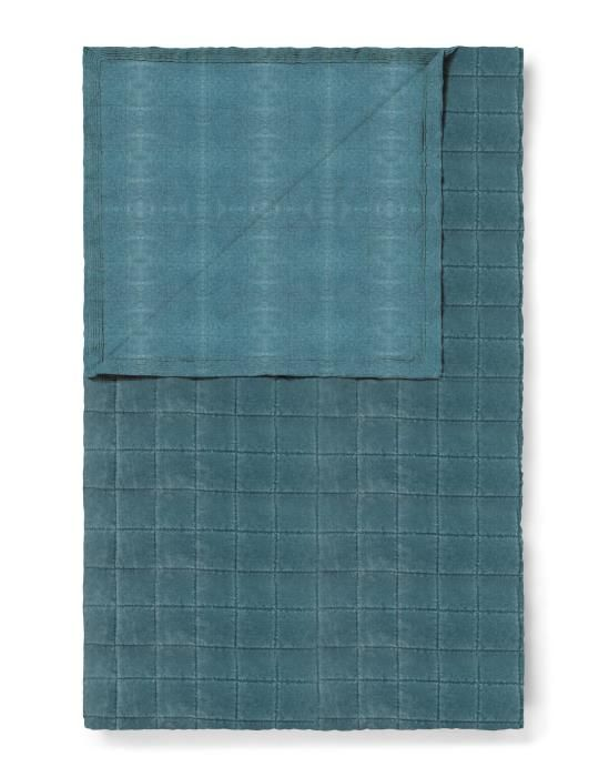ESSENZA Julia Denim Blue Sprei 180 x 265 cm