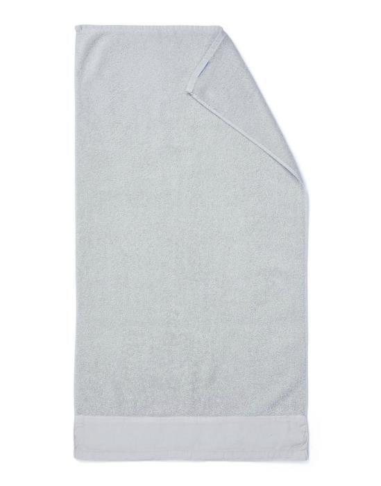 Marc O'Polo Linan Grijs Handdoek 70 x 140 cm
