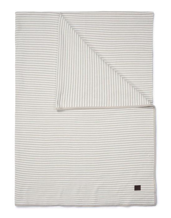 Marc O'Polo Linnea Beige Plaid 130 x 170 cm