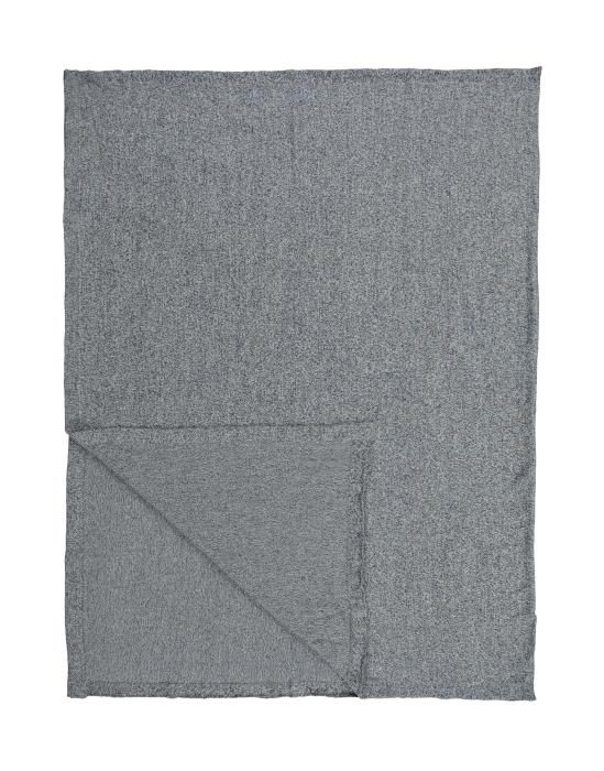 Marc O'Polo Loma Anthracite Plaid 130 x 170 cm