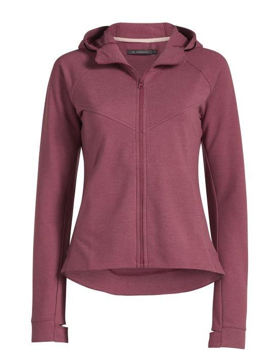 ESSENZA Lone Uni Rood Sweater M