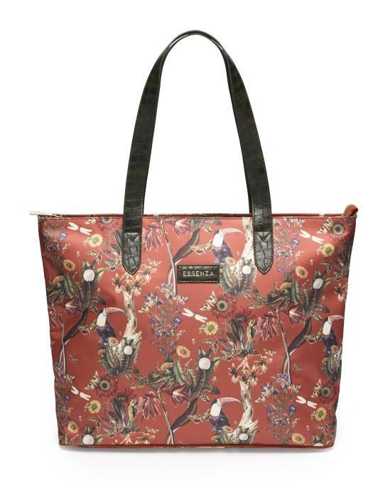 ESSENZA Lynn Airen Chili Shopper bag One Size