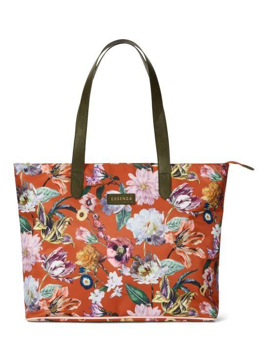 ESSENZA Lynn Filou Caramel Shopper bag One Size