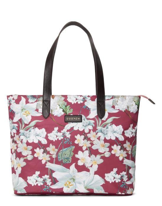 ESSENZA Lynn Rosalee Plum Shopper bag One Size