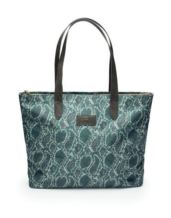 ESSENZA Lynn Solan Groen Shopper bag One Size