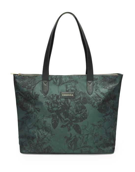 ESSENZA Lynn Vivienne Groen Shopper bag One Size