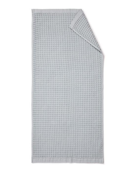 Marc O'Polo Mova Grijs Handdoek 50 x 100 cm