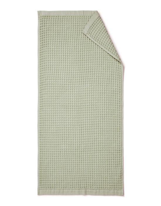 Marc O'Polo Mova Lichtgroen Handdoek 50 x 100 cm