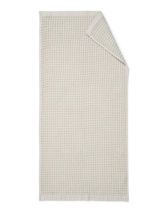 Marc O'Polo Mova Oatmeal Handdoek 50 x 100 cm