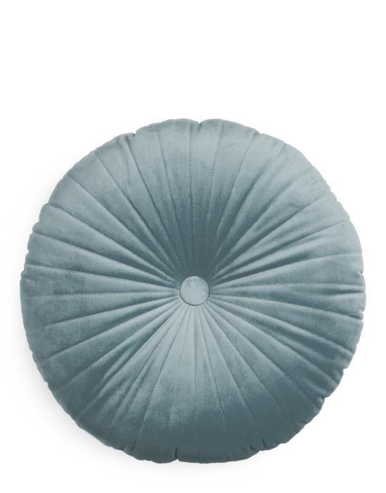 ESSENZA Naina Denim Blue Sierkussen 40 cm