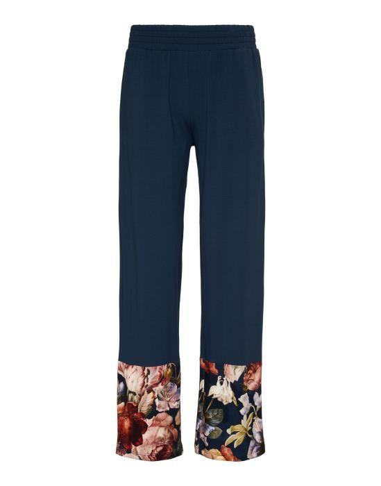 ESSENZA Naomi Anneclaire Indigo blauw Lange broek XS