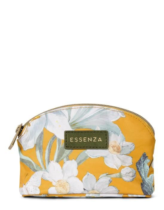 ESSENZA Phoeby Rosalee Mosterdgeel Pouch Extra Small