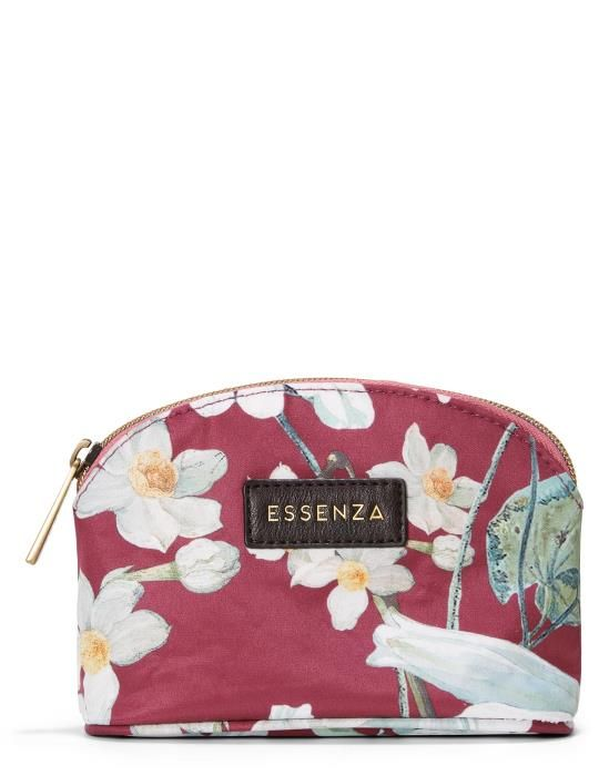 ESSENZA Phoeby Rosalee Plum Pouch Extra Small