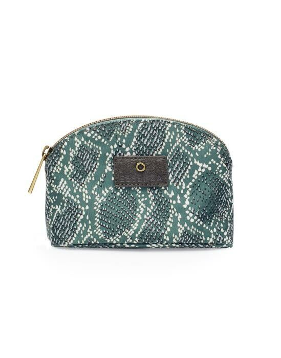ESSENZA Phoeby Solan Groen Pouch Extra Small