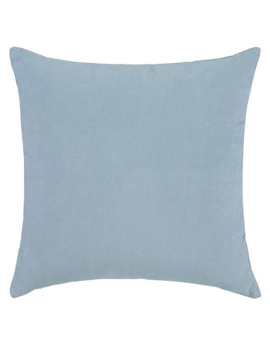 ESSENZA Riv Blauw Sierkussen 45 x 45 cm