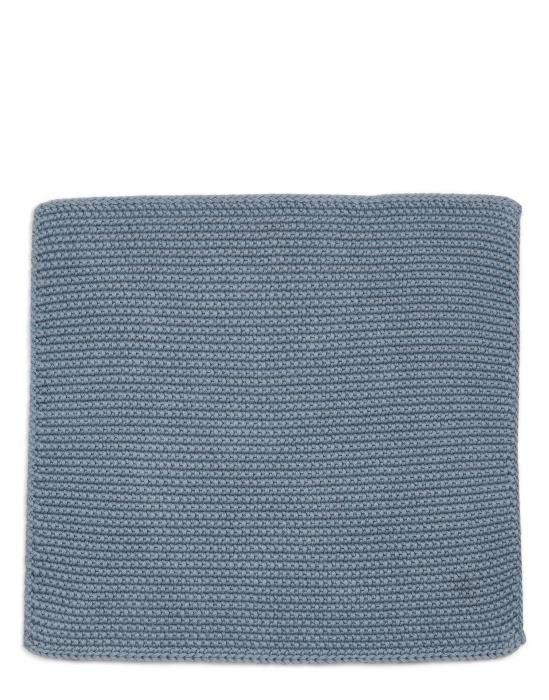 Marc O'Polo Ruka Smoke blue Vaatdoek 24 x 24 cm