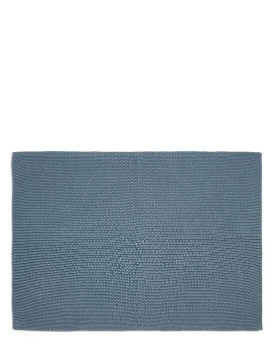 Marc O'Polo Ruka Smoke blue Keukenhanddoek 50 x 70 cm