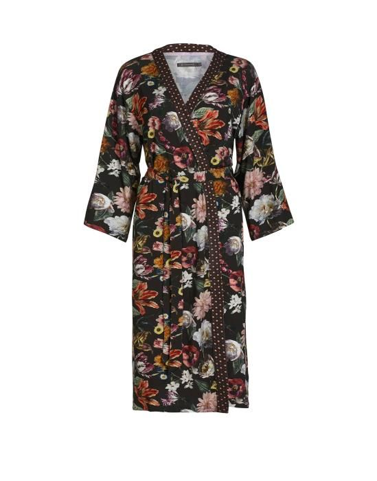 ESSENZA Sarai Filou Espresso Kimono XS