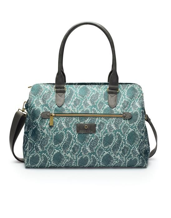 ESSENZA Susan Solan Groen Carry All Large
