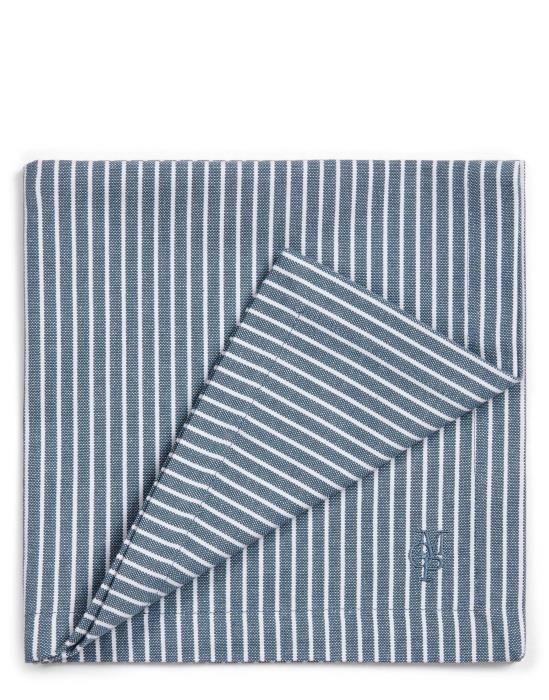 Marc O'Polo Tentstra Smoke blue Servet 45 x 45 cm