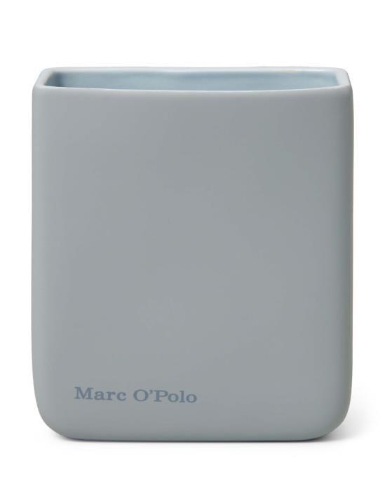 Marc O'Polo The Edge Grijs Tandenborstelhouder 9 x 4 x 10 cm