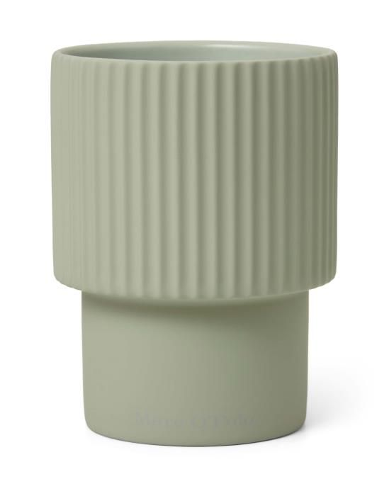 Marc O'Polo The Wave Light green Toothbrush Holder
