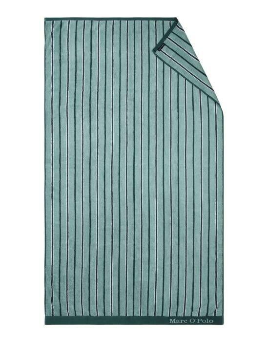 Marc O'Polo Verta Groen Strandlaken 100 x 180 cm