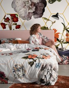 ESSENZA Abigail Wit Dekbedovertrekset 240 x 220 cm