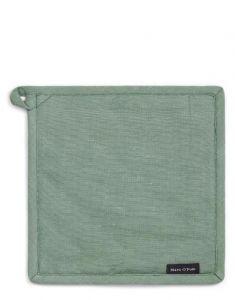 Marc O'Polo Akalla Grün Topflappen 22 x 22 cm