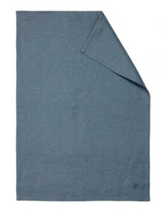 Marc O'Polo Akalla Smoke Blue Geschirrtuch 50 x 70 cm