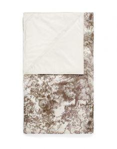 ESSENZA Aurelie Vanilla Plaid 135 x 170 cm