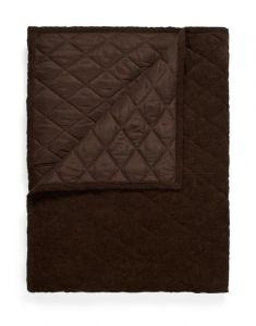 ESSENZA Billie Darkest brown Plaid 150 x 200 cm