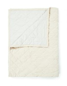 ESSENZA Billie Meringue Tagesdecke 180 x 265 cm